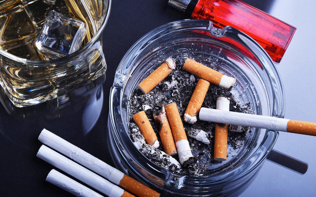 Varicose Veins, Alcohol & Smoking